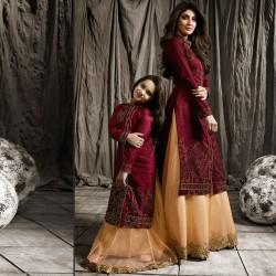 Mother Daughter Collection 1586
